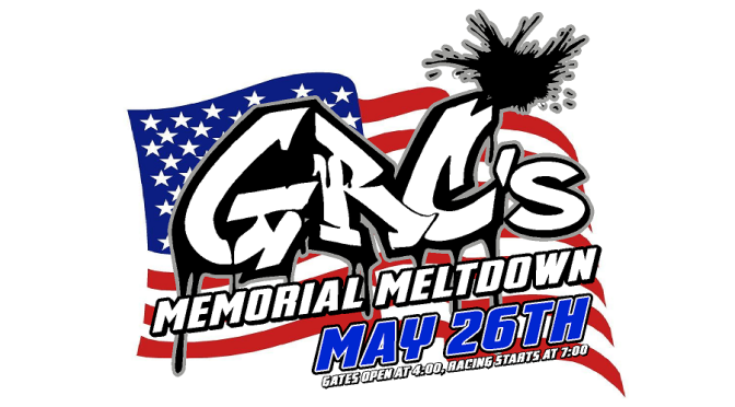 "GRC to host ""Memorial Meltdown"" Night Race on May 26th"