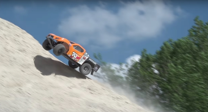 Team Losi Releases 22S RTR SCT (VIDEO)