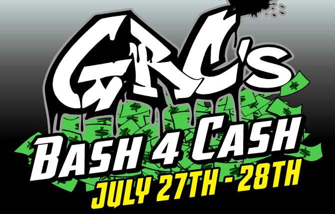 "GRC set to host 1st Annual ""Bash 4 Cash"""