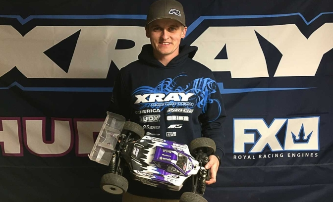 Tessmann sweeps ROAR Fuel Nats