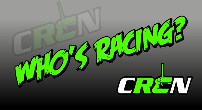 "CRCN's ""Who's Racing"" – Week 36"