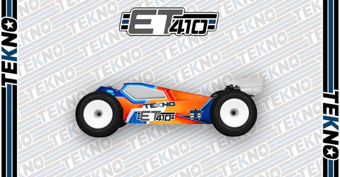 NEW RELEASE – Tekno 1/10th 4wd Truggy
